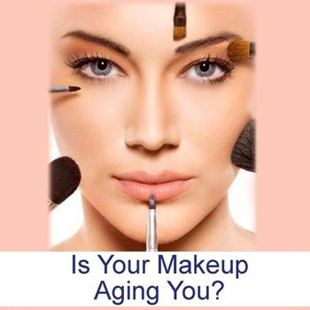 Is Your Makeup Aging You?