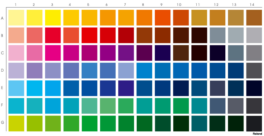 pantone colors - photo #13